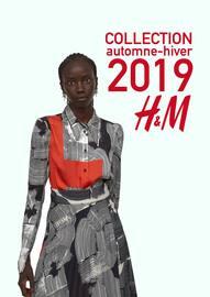 Catalogue H&M en cours, Collection Automne - Hiver 2019/2020, Page 1