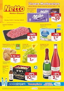 Netto Marken-Discount, UNSERE MARKENSTARS für Falkenstein (Vogtland)