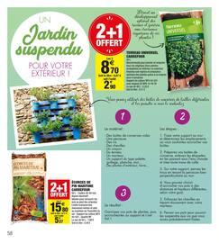 Catalogue Carrefour Market en cours, Le mois juste pour moi, Page 58