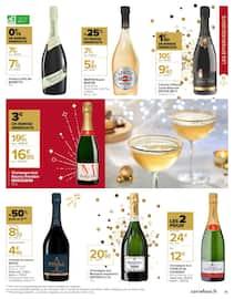 Catalogue Carrefour en cours, Des promos gourmandes pour Noël, Page 35