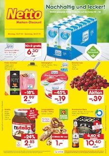 Netto Marken-Discount, NACHHALTIG UND LECKER! für Bochum