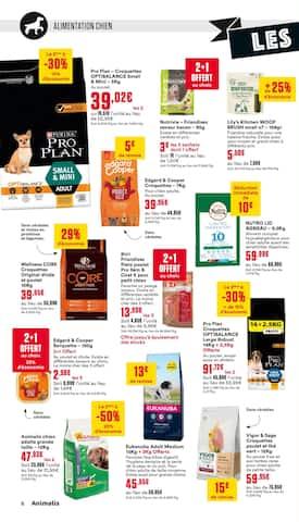 Catalogue Animalis en cours, Les best-of de la rentrée !, Page 6