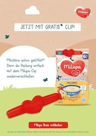 Aktueller Milupa Prospekt, Schnapp dir den Gratis* Milupa-Clip!, Seite 2