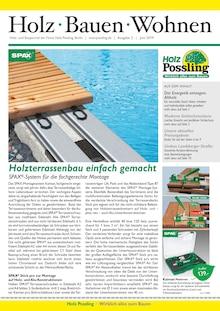 Holz Possling, HOLZ BAUEN WOHNEN 2019 für Berlin