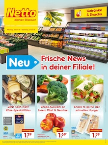 Netto Marken-Discount - Frische News in deiner Filiale!