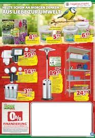 Aktueller hagebaumarkt Prospekt, HIER HILFT MAN SICH., Seite 8