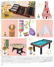 Catalogue Carrefour en cours, Noël historique, Page 126