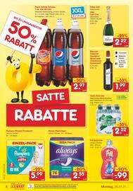 Aktueller Netto Marken-Discount Prospekt, EINER FÜR ALLES. ALLES FÜR GÜNSTIG., Seite 8