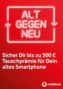 Vodafone, ALT GEGEN NEU  für Bochum