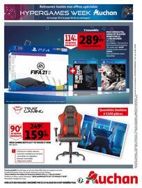 Catalogue Auchan en cours, Un petit déjeuner d'enfer !, Page 40