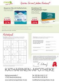Aktueller mea - meine apotheke Prospekt, Unsere April-Angebote , Seite 4