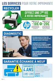 Catalogue Top Office en cours, Le mois de l'impression, Page 2