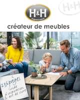 Catalogue H&H en cours, Créateur de meubles , Page 1