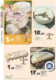 Catalogue E.Leclerc en cours, Nos producteurs à l'honneur !, Page 2
