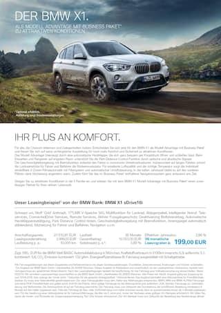 Aktueller BMW Prospekt, Black Maiday Sale, Seite 2