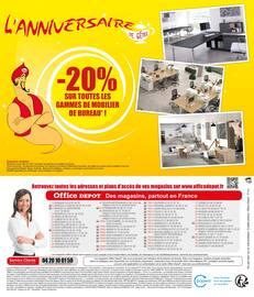 Catalogue Office DEPOT en cours, L'anniversaire de génie, Page 12