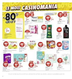 Catalogue Géant Casino en cours, Le mois Casinomania, Page 22