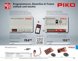 Aktueller Conrad Electronic Prospekt, Modellbahn 2020/21, Seite 287