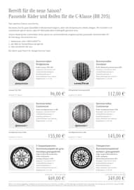 Aktueller Mercedes-Benz Prospekt, Erste Sonnenstrahlen. Erstklassige Angebote., Seite 2