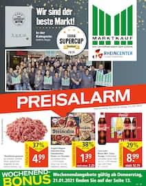 Aktueller Marktkauf Prospekt, PREISALARM, Seite 1