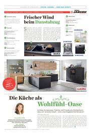 Aktueller Möbel Jaeger Prospekt, Die Küche - das neue Wohnzimmer, Seite 6
