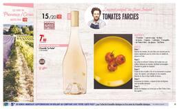 Catalogue Carrefour en cours, La seule foire aux vins notée par la revue du vin de France, Page 72