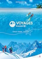 Catalogue E.Leclerc Voyages en cours, Vous aussi, partez, Page 1