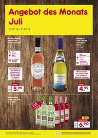 Aktueller Netto Marken-Discount Prospekt, Angebot des Monats Juli, Seite 1