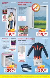 Aktueller Netto Marken-Discount Prospekt, Sommer, Sonne, Freizeit!, Seite 7
