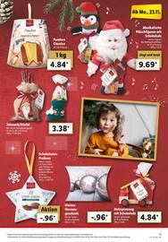 Aktueller Lidl Prospekt, Dein Weihnachtsmarkt, Seite 11