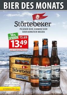 Getränkeland, BIER DES MONATS für Stralsund1