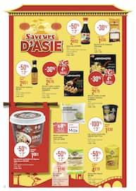 Catalogue Géant Casino en cours, Les 366 jours les + promo de France, Page 12