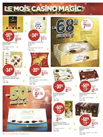 Catalogue Géant Casino en cours, Le mois Casino magic !!, Page 50