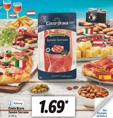 Lebensmittel von Costa Brava im aktuellen Lidl Prospekt für 1.69€