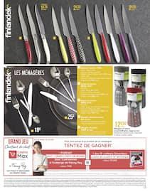Catalogue Géant Casino en cours, Les belles inspirations maison, Page 15
