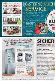 Aktueller Segmüller Prospekt, Segmüller: Küchen, Seite 2
