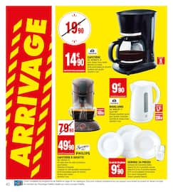 Catalogue Carrefour Market en cours, Maintenant et moins cher !, Page 40