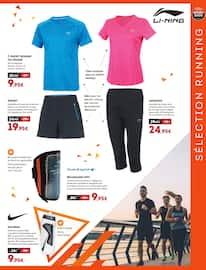 Catalogue Sport 2000 en cours, Notre anniversaire & vos bonnes affaires, ça matche !, Page 11