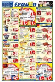 Aktueller frauEn Prospekt, Lebensmittel in Bestform, Seite 1