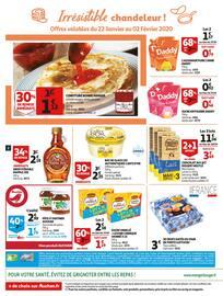Catalogue Auchan en cours, Irrésistible Chandeleur, Page 2