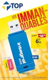 Catalogue Top Office en cours, Les immanquables, Page 1