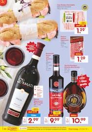 Aktueller Netto Marken-Discount Prospekt, Günstig gut gehen lassen, Seite 20