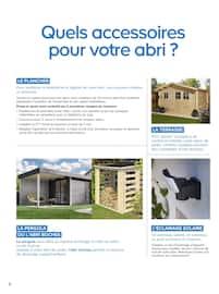 Catalogue Castorama en cours, Organisons votre jardin, Page 8