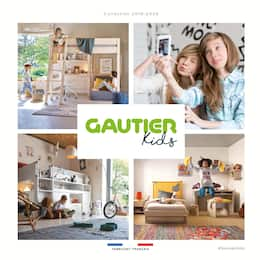 Catalogue Gautier en cours, Gautier Kids, Page 1
