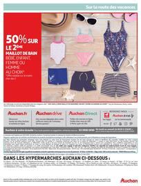 Catalogue Auchan en cours, Voilà les beaux jours !, Page 44