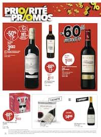 Catalogue Casino Supermarchés en cours, Priorité aux promos, Page 26