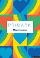 Catalogue Primark en cours, Primark : Mode homme, Page 1