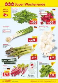 Aktueller Netto Marken-Discount Prospekt, Du willst ein leckeres Osterfest? Dann geh doch zu Netto!, Seite 28