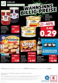 Aktueller Kaufland Prospekt, Alles für den SUPER BOWL, Seite 40