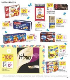 Catalogue Casino Supermarchés en cours, Joyeuses Pâques !, Page 19
